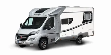 Autocaravana Ilusion XMK 650H PLUS 2021